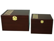 pet memorial chests and boxes